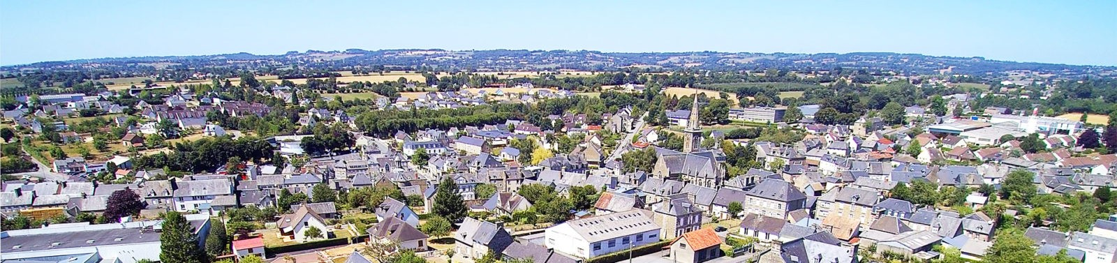Ville de Brecey, Manche