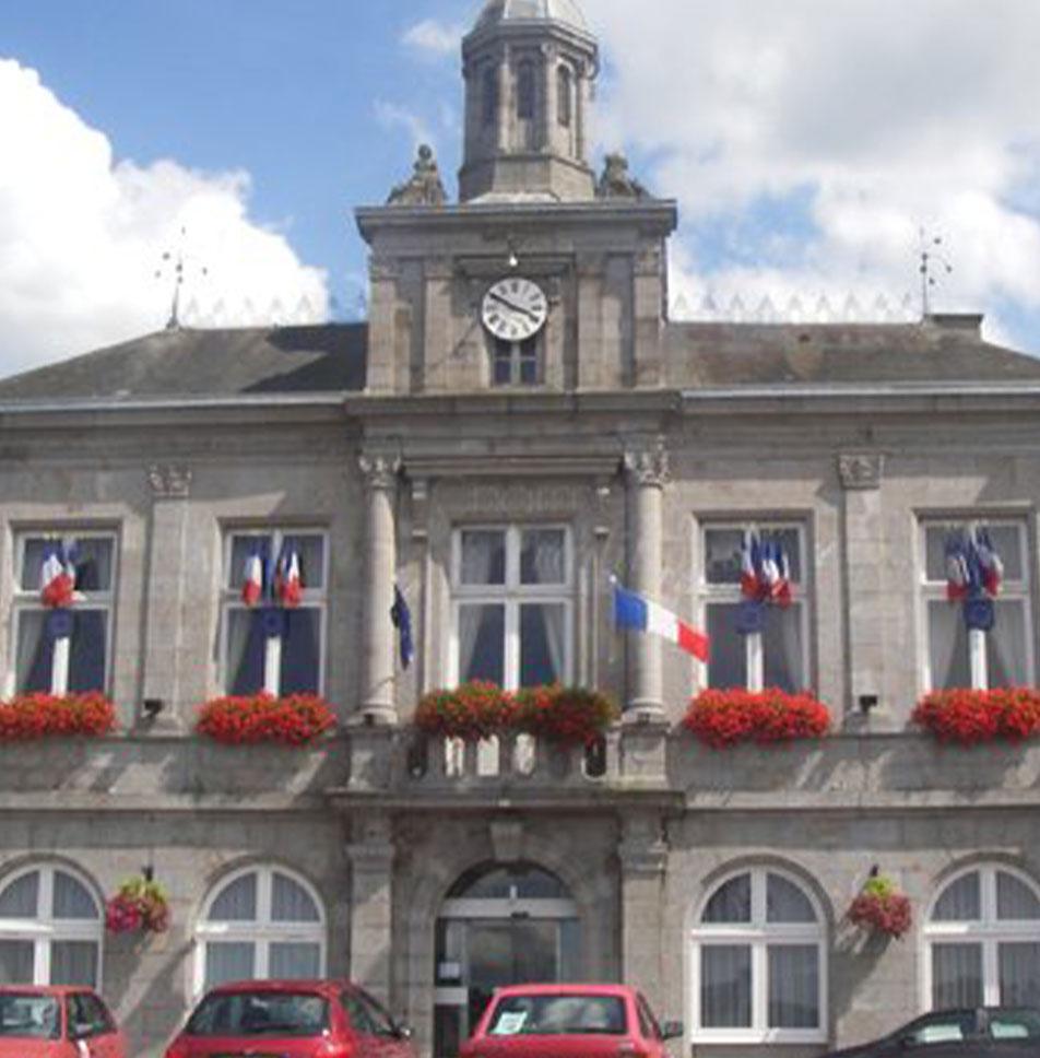 mairie brecey